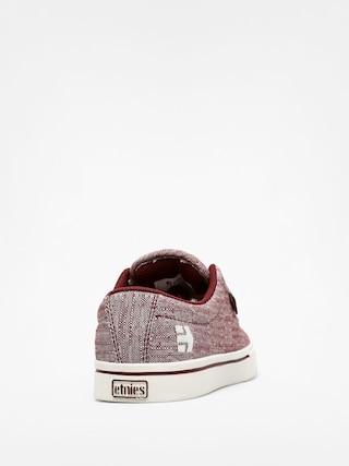 Buty dziecięce Etnies Kids Jameson 2 Eco (brown/red)