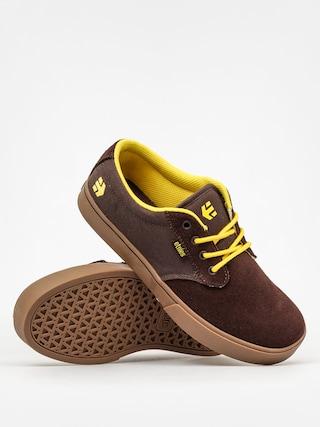 Buty dziecięce Etnies Kids Jameson 2 Eco (brown/gum)