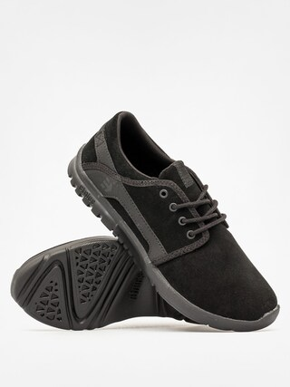 Buty dziecięce Etnies Kids Scout (black/black/black)