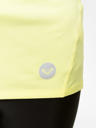 T-shirt Roxy Top Tier Wmn (yellow)