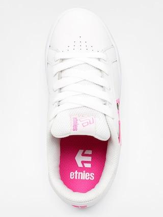 Buty dziecięce Etnies Kids Fader LS (white)