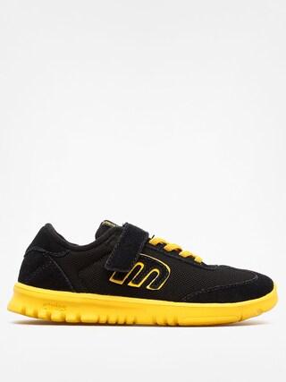 Buty dziecięce Etnies Kids Lo Cut SC (navy/yellow)