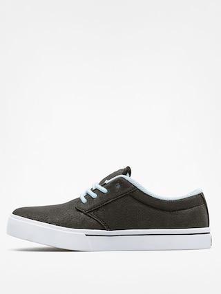 Buty dziecięce Etnies Kids Jameson 2 Eco (black/silver)
