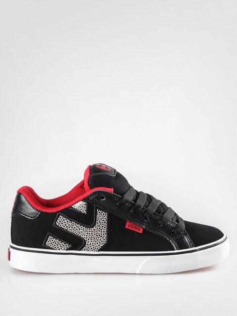 Dziecięce buty Etnies Kids Fader Vulc (blk/red)