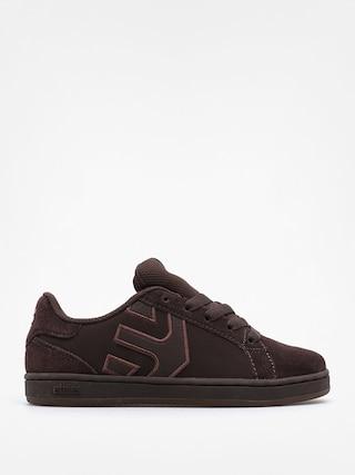 Buty dziecięce Etnies Kids Fader LS (dark brown)