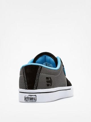 Buty dziecięce Etnies Kids Jameson 2 Eco (black/grey/blue)