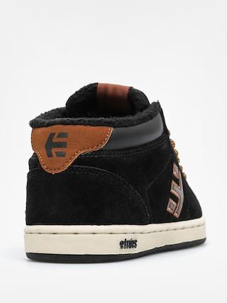 Buty dziecięce Etnies Kids Fader MT (black/brown)