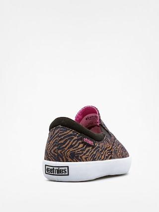 Buty dziecięce Etnies Kids Corby Slip (brown)