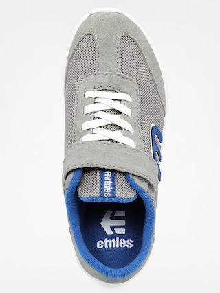 Buty dziecięce Etnies Kids Lo Cut Sc (grey/blue)