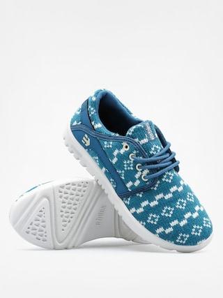 Buty dziecięce Etnies Kids Scout (blue)