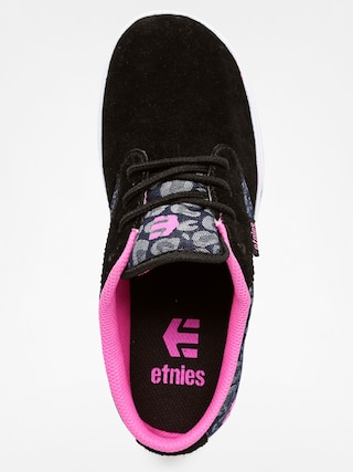 Buty dziecięce Etnies Kids Jameson 2 Eco (black/blue/pink)