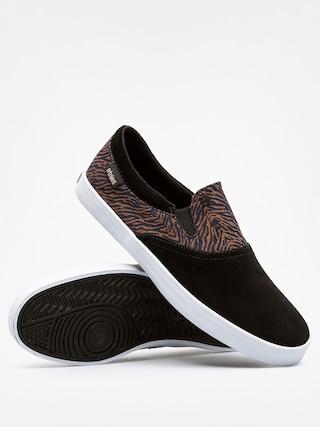 Buty Etnies Corby Slip Wmn (black/brown)