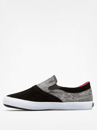 Buty dziecięce Etnies Kids Corby Slip (black)