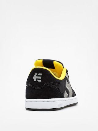 Buty dziecięce Etnies Kids Fader LS (navy/yellow)