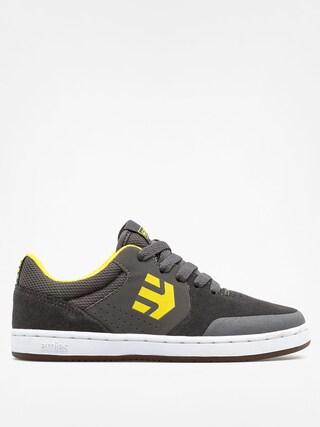 Buty dziecięce Etnies Kids Marana (grey/yellow)