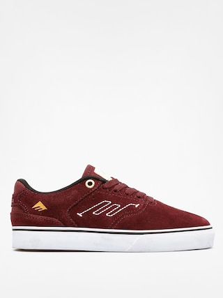 Buty dziecięce Emerica The Reynolds Low Vulc (burgundy/white)