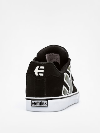 Buty dziecięce Etnies Kids Fader Vulc (black/camo)