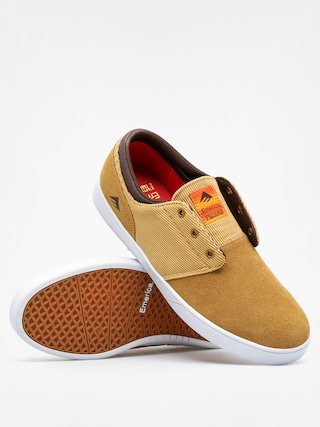 Buty Emerica The Figueroa (tan/brown)