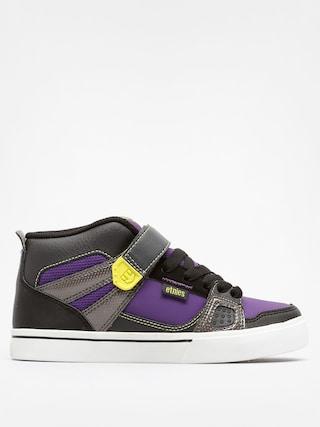 Buty dziecięce Etnies Kids Decade (grey/purple)
