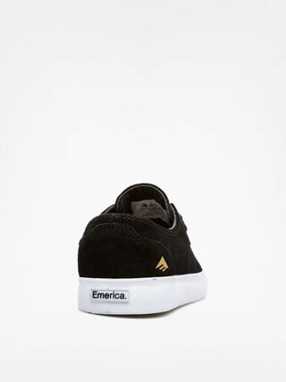 Buty dziecięce Emerica Kids The Romero Laced (black/white)
