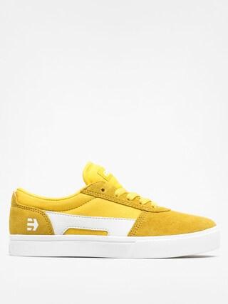 Buty dziecięce Etnies Kids Rct (yellow/white)