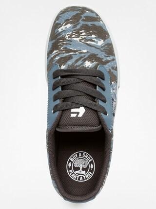 Buty dziecięce Etnies Kids Jameson 2 Eco (grey camo)