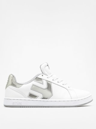 Buty Etnies Fader Ls Wmn (white/silver)