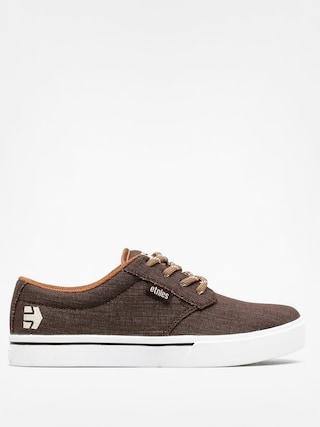 Buty dziecięce Etnies Kids Jameson 2 ECO (brown)
