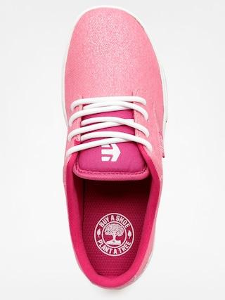 Buty dziecięce Etnies Kids Jameson 2 ECO (pink)