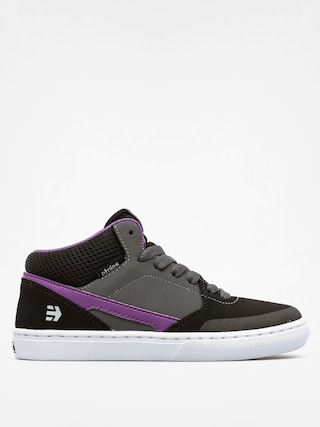 Buty dzieciu0119ce Etnies Kids Rap Cm Mid (black/dark grey)