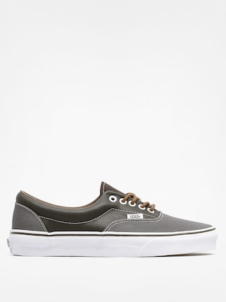 Buty Vans Era (leather plaid/asphalt/beluga)