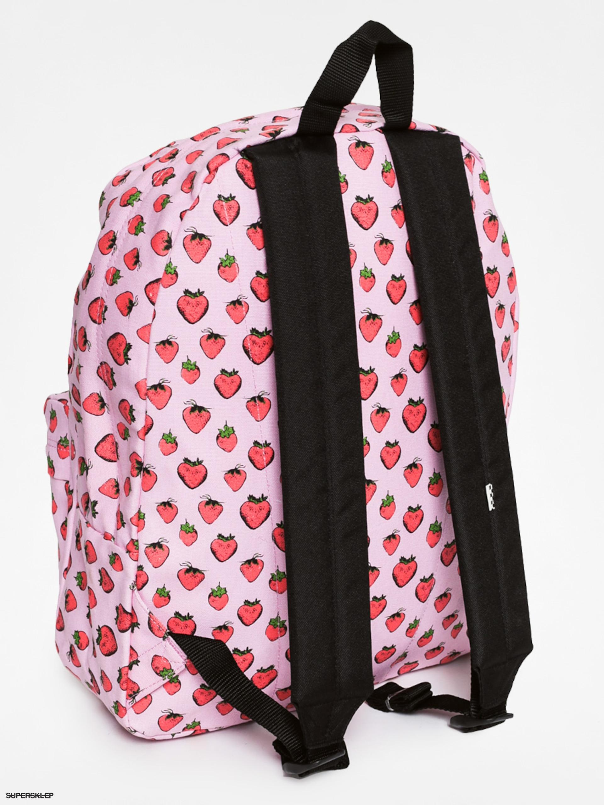 plecak vans strawberry