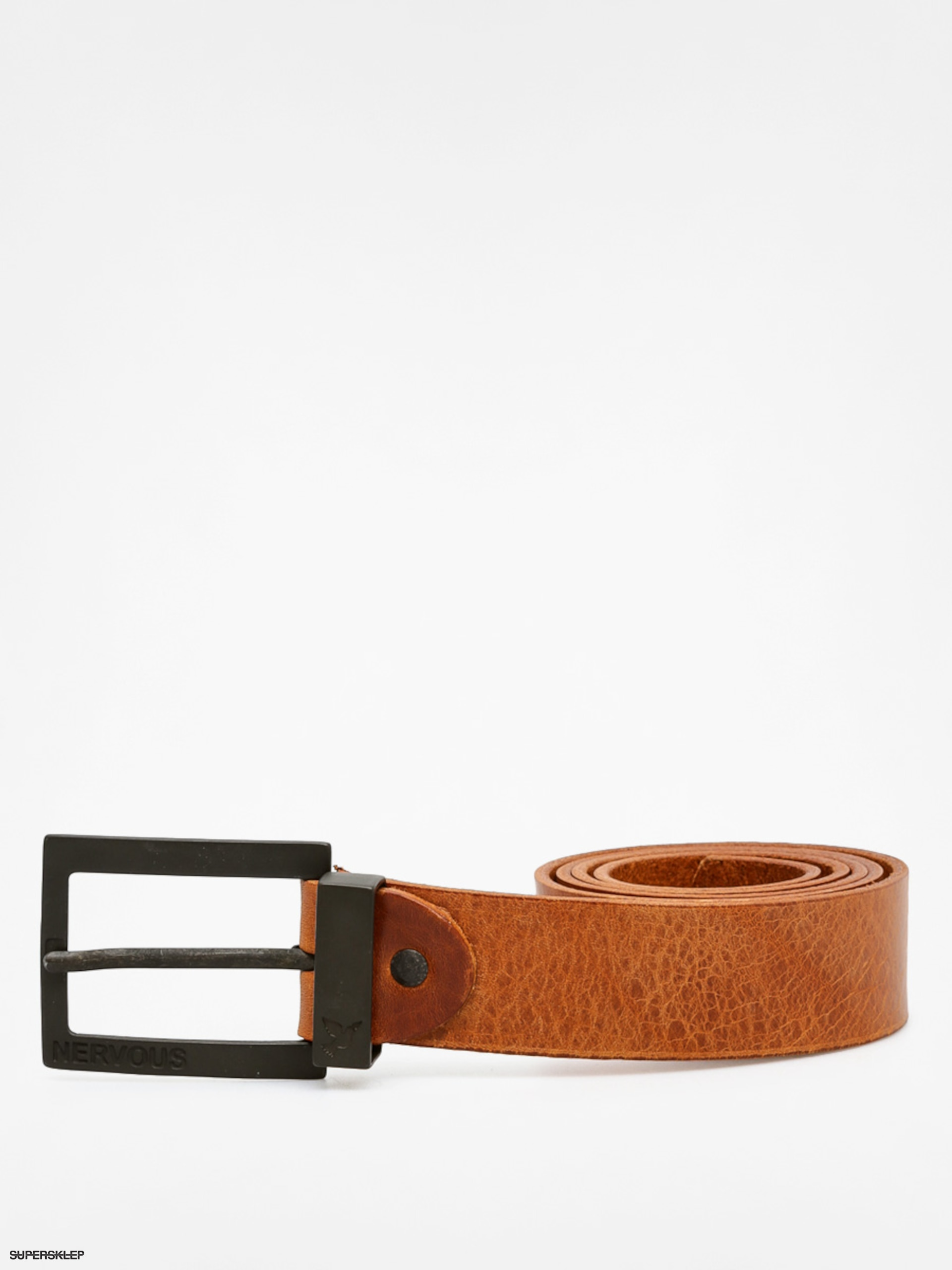 Pasek Nervous Classic Leather