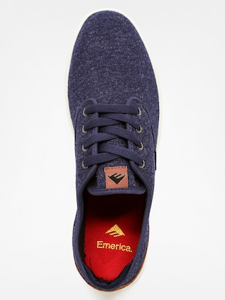 Buty Emerica Wino Cruiser LT (navy/brown/white)