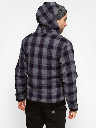 Bluza z kapturem Malita Pancho II ZHD (grey/violet)