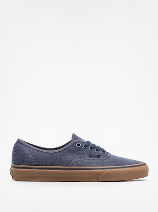 Buty Vans Authentic (washed canvas/dress blues/gum)
