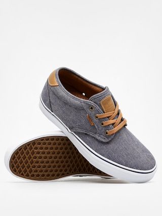 Buty Vans Chima Estate Pro (washed/navy)