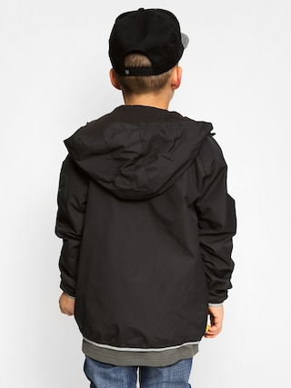 Dziecięca kurtka Etnies Breaker (black)