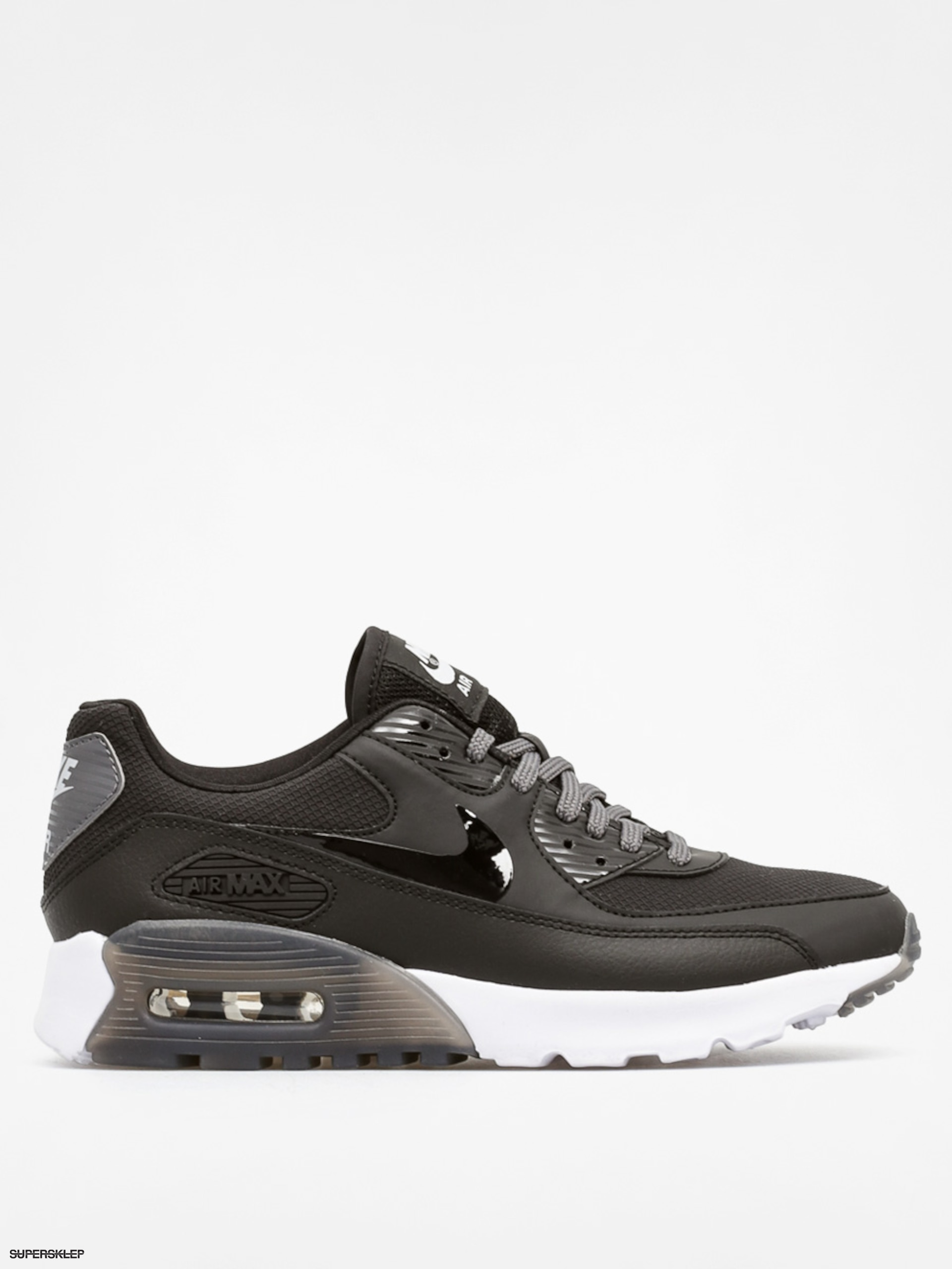 Buty Nike Air Max 90 Wmn ( Ultra Essential black/black dark grey pr pltnm)