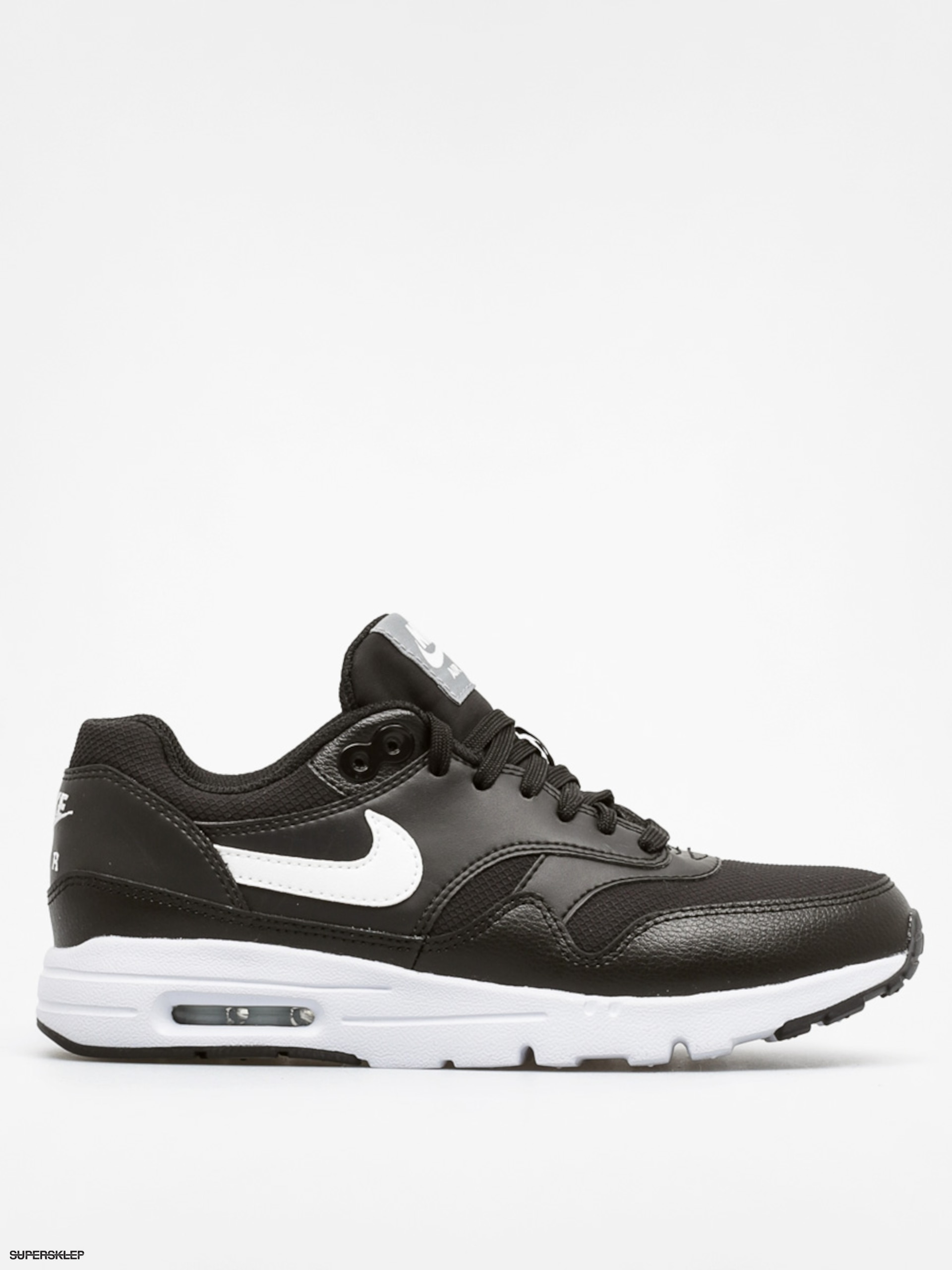 Buty Nike Air Max 1 Wmn (Ultra Essentials black/white stealth pr pltnm)