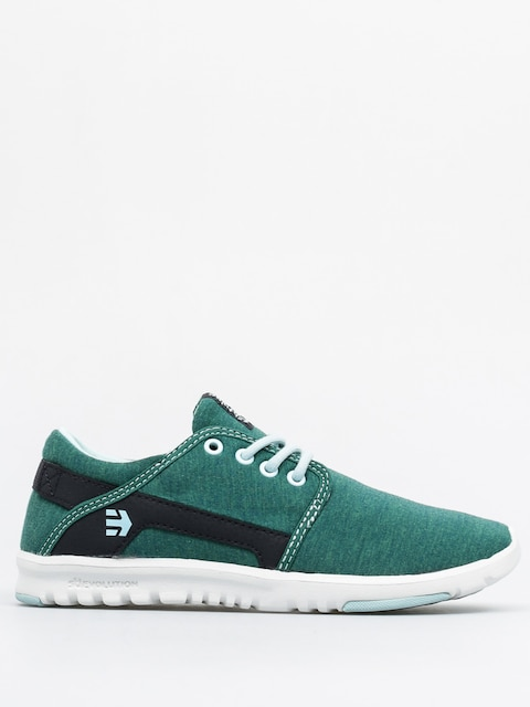 Buty Etnies Scout Wmn (green/heather)