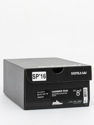Buty Supra Hammer Run (black/black black)