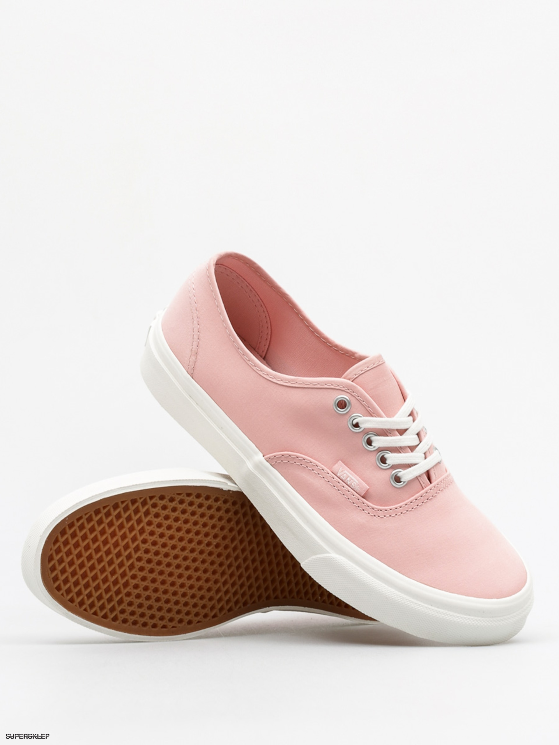vans authentic różowe
