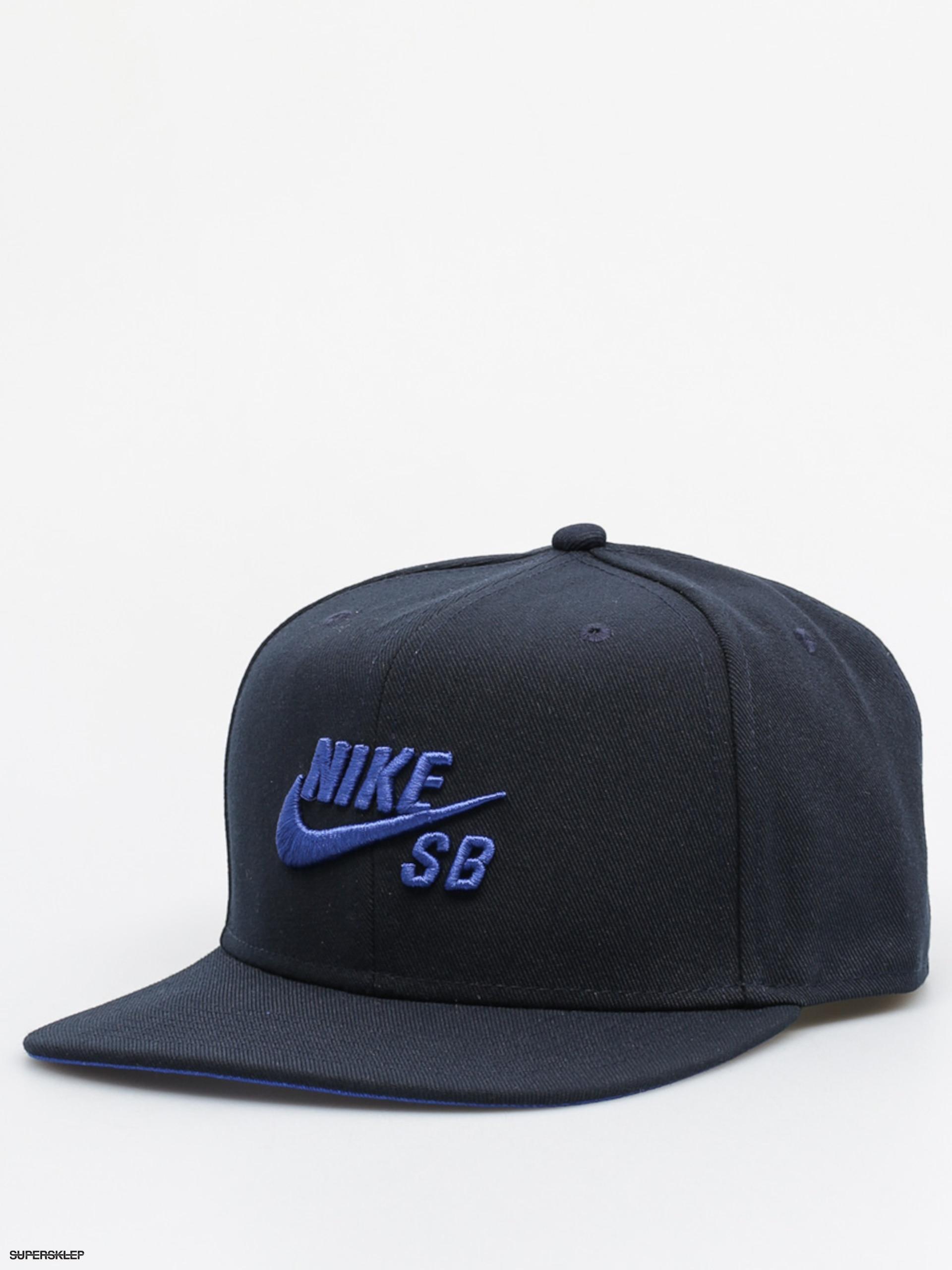 Czapka z daszkiem Nike Sb Icon Pro ZD (navy)