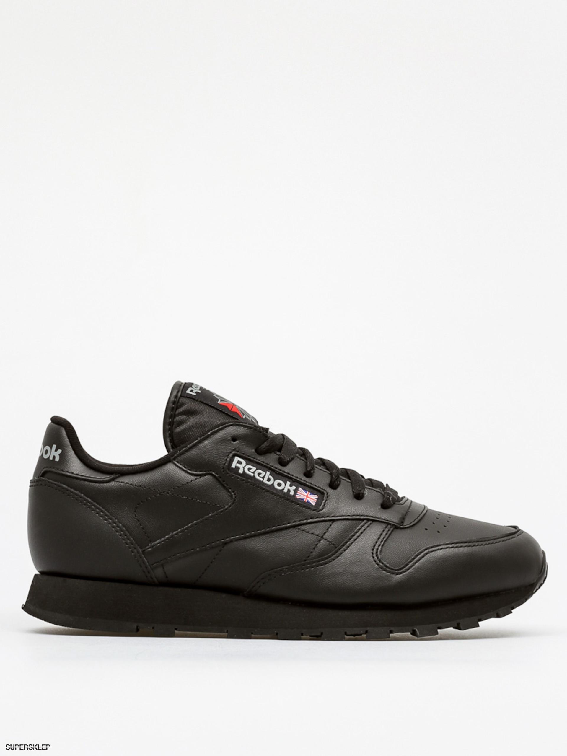 d87c2e37 Buty Reebok Classic Leather (black)