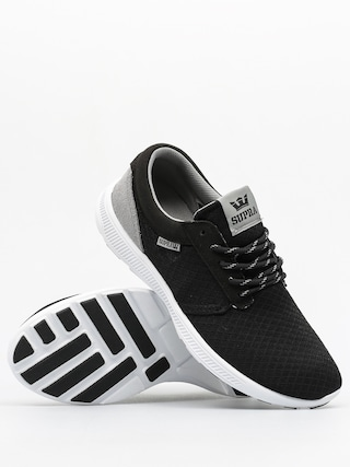 Buty Supra Hammer Run (black/grey white)