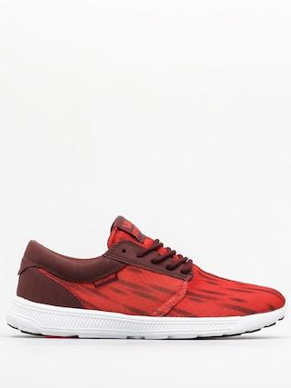 Buty Supra Hammer Run (red/burgundy white)
