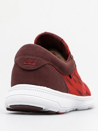 Buty Supra Hammer Run (red/burgundy white)