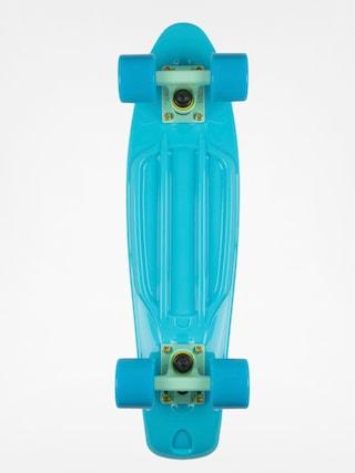Deskorolka cruiser Fish Skateboards 02 (sum blue/green/blue)