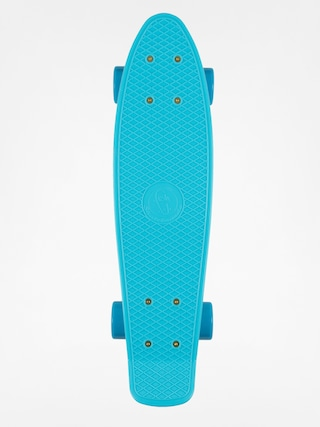 Deskorolka cruiser Fish Skateboards 02 (sum blue/green/blue)